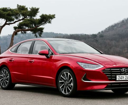Power in a Sedan? Powerful Sedan from Hyundai
