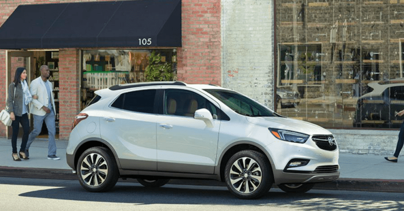 The Buick Encore Benefits from the New Buick Branding