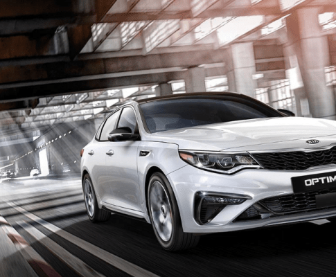 The Attractive and Impressive Kia Optima is Right for You