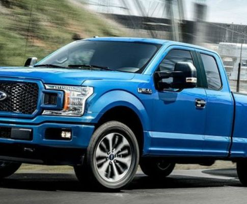 Powerful Truck Performance from Ford