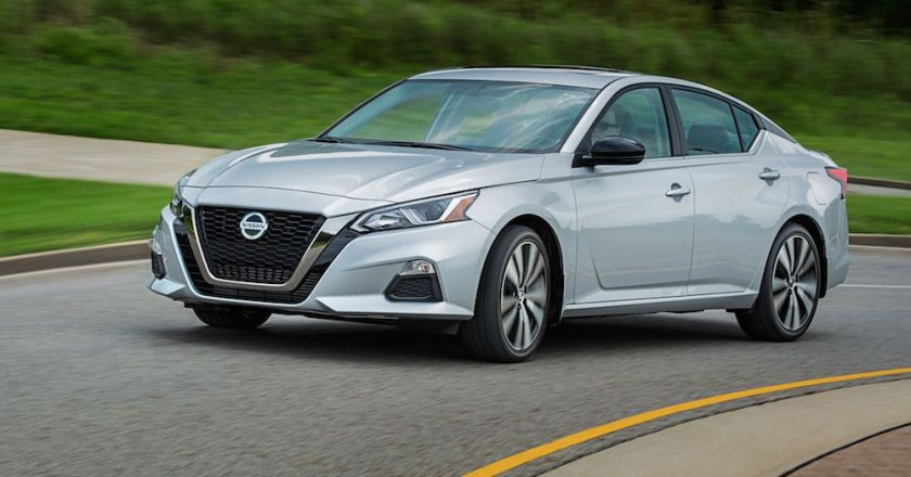 Feel the Excellence of the Nissan Altima