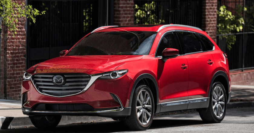 The Mazda CX-9 Adds Zoom to Your Ride