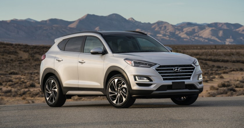 The Feeling of Excellence in the Hyundai Tucson