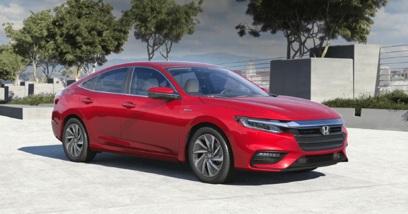 2020 Honda Insight: This Car Feels Right
