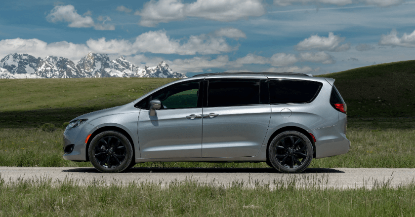 Uniqueness in the Chrysler Pacifica
