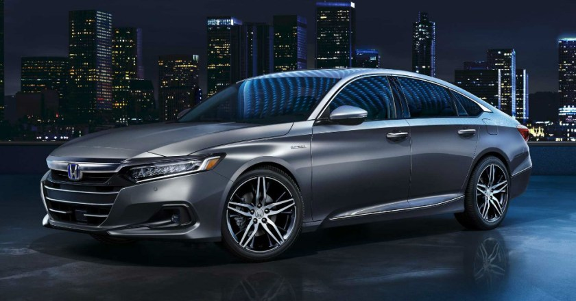 2021 Honda Accord Touring is Right for You