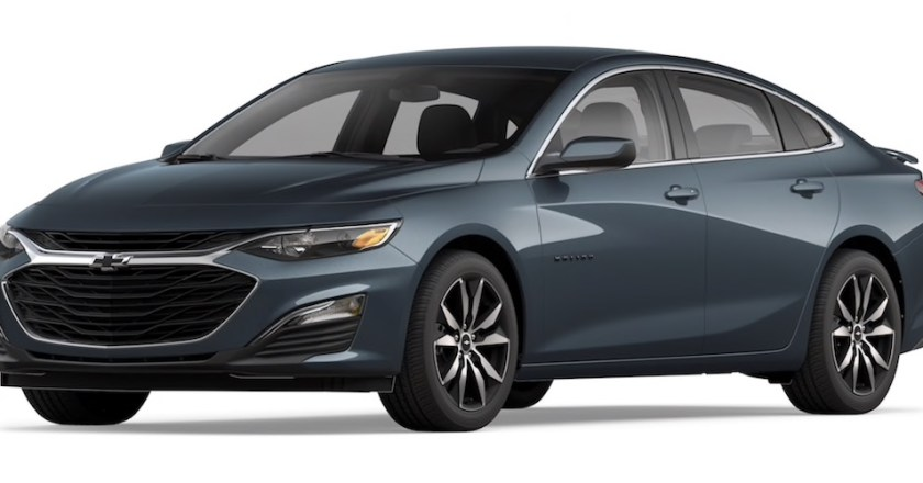 Chevrolet Offers the Malibu as a Name You Know