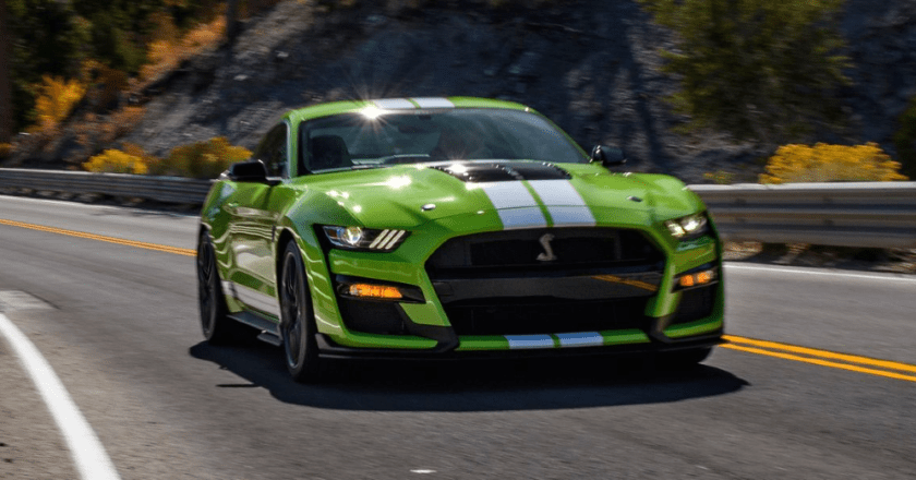 Ford Smashes Power Numbers with the Mustang