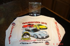2012 Porsche Parade winner