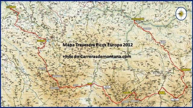 Travesera Picos Europa 2012