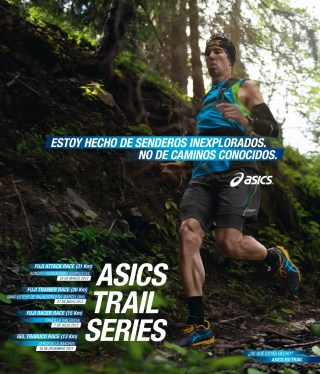 ASICS TRAIL SERIES 2012