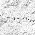 Marathon des Sables 2012 Mapa Etapa 1