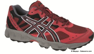 Zapatillas Trail Running Asics GEL-TRAIL LAHAR 3 G-TX