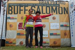 campeonato españa fedme 2012 Ivan Ortiz y Oihana Kortazar campeones