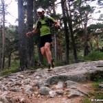 Corredor de montaña: Chelis valle bajando Calzada borbónica