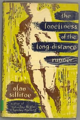 La soledad del corredor de fondo. Portada Loneliness of long distance runner mini