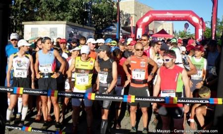 Carreras de montaña madrid : Salida Maratón Alpino madrileño (