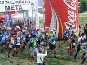 Salida Gran trail Peñalara 2010. Foto: MemphisMadrid Kataverno.com