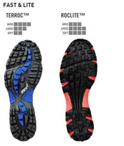 Inov 8 zapatilla trail minimalista tipos de suelas trail fast & lite