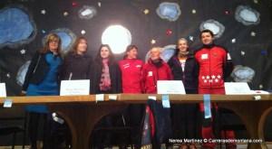 Nerea Martínez: training Camp  en la Casa de Cultura Pedrezuela