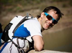 Zigor Iturrieta en The North face transgrancanaria Training Camp