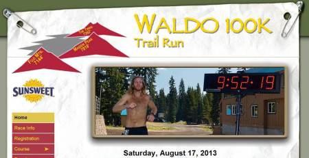 Where´s Waldo 100k Ultra Trail USa en Oregon