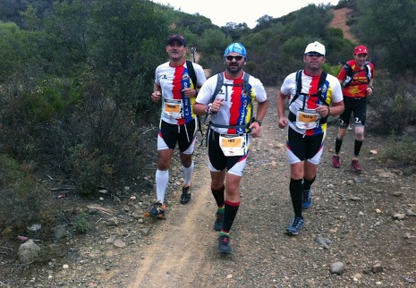 via de la plata trail running reto
