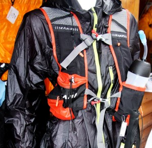 Camp light trail vest 10L Prototipo 2013. Feria UTMB Sep12.