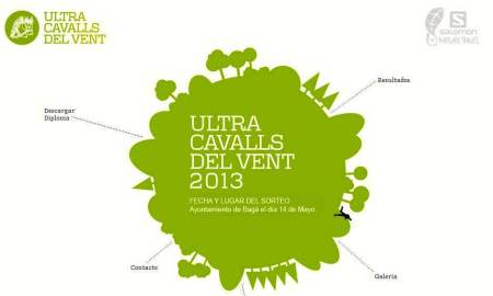 Cavalls del Vent 2013 Logo