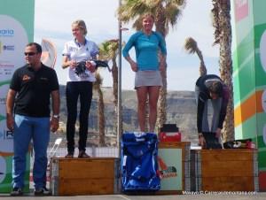 transgrancanaria 2013 fotos podios 42k femenino emelie forsberg