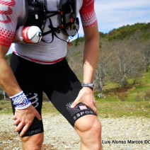 Compressport trail running malñla corta comprar carreras de montaña