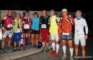 Ultra trails: Corredores de elite y populares mezclados previo Transgrancanaria.