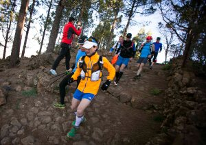 Entrenamiento trail running: Zigor iturrieta en Transgrancanaria 2013 training camp.