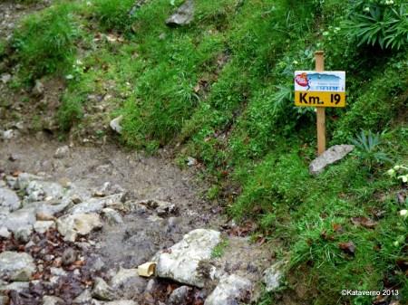 Zegama Aizkorri fotos: K19 Entrada Cueva San Adrián.
