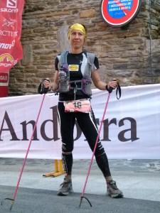 Andorra Ultra Trail, Francesca Canepa vencedora de la Ronda dels Cims 2013