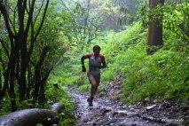 Kosta trail 2013: Tofol Castanyer camino de la victoria.