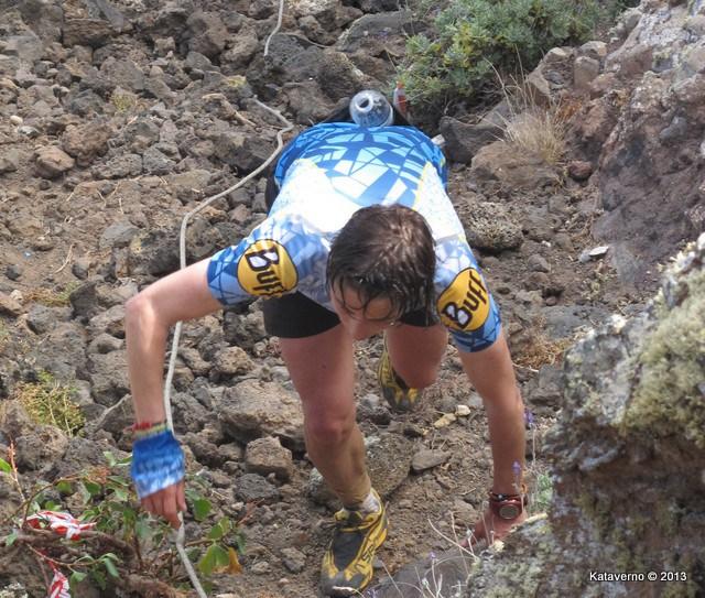 Nuria Dominguez Azpeleta carreras montaña 2013 Haria extreme (3)