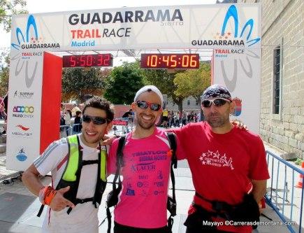 guadarrama trail race 2013 fotos mayayo carrerasdemontana.com podio masculino GTR30