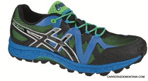 ZAPATILLAS ASICS TRAIL GEL FUJI ELITE