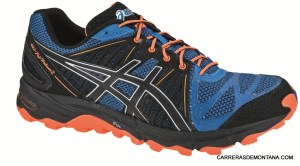 ZAPATILLAS ASICS TRAIL  GEL FUJI TRABUCO 2