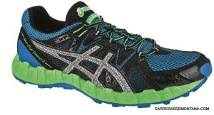 ZAPATILLAS ASICS TRAIL  GEL FUJI TRAINER 2
