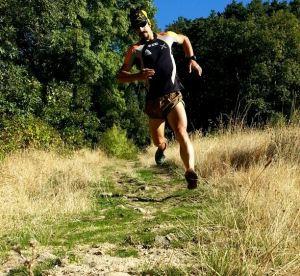 zapatillas trail scott kinabalu con Tito Parra