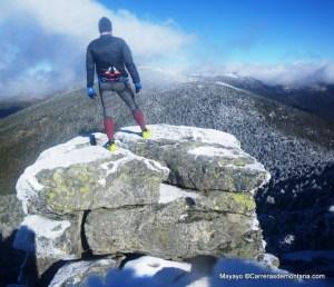 Riñonera trail running Salomon Slab: Pruebas con 2x326ml como tope.