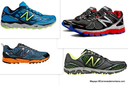 zapatillas New Balance trail 2014