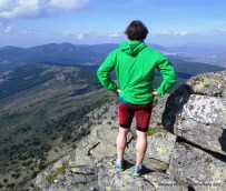 haglofs lim proof jacket chaqueta trail running