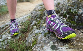 zapatillas new balance trail MT810 fotos claudio luna 5