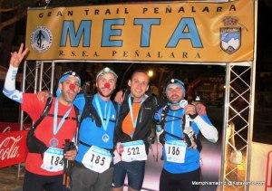 Ultra trail: Donde cada finalista se siente el vencedor de la carrera.
