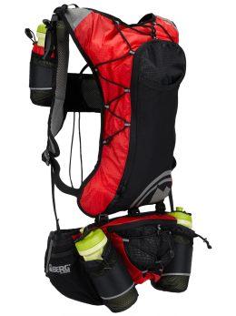 Mochila trail running Berg: Kit Lynx  10 + 5 litros