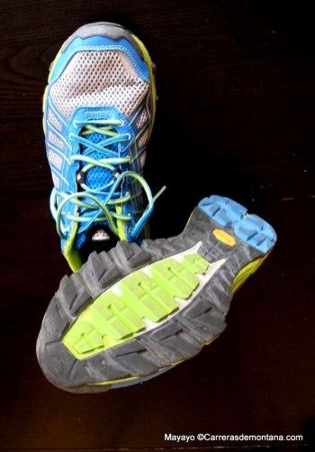 Zapatillas trail running Dynafit Pantera 355gr drop8mm