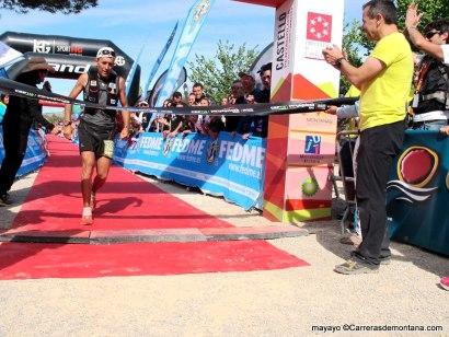 Miguel Heras gana CSP115